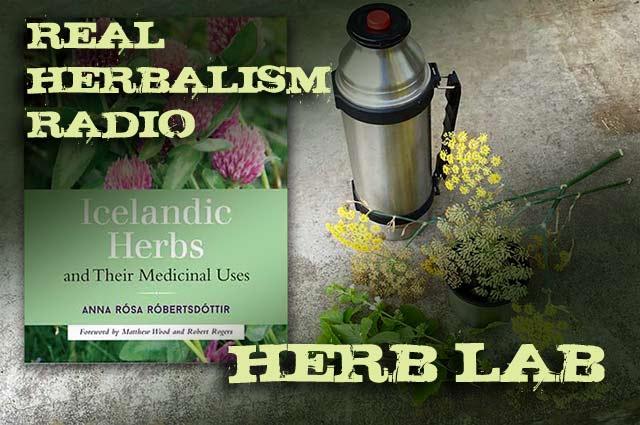 Show 57: Herb Lab With Anna Rósa's Herbal Formulas