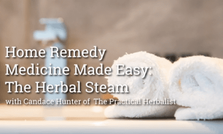 Home Remedy Medicine Made Easy: The Herbal Steam