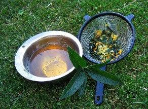 Gardener's Hand Soak Recipe