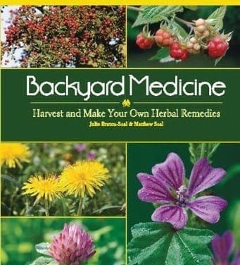 Backyard Medicine by Julie Bruton-Seal and Matthew Seal