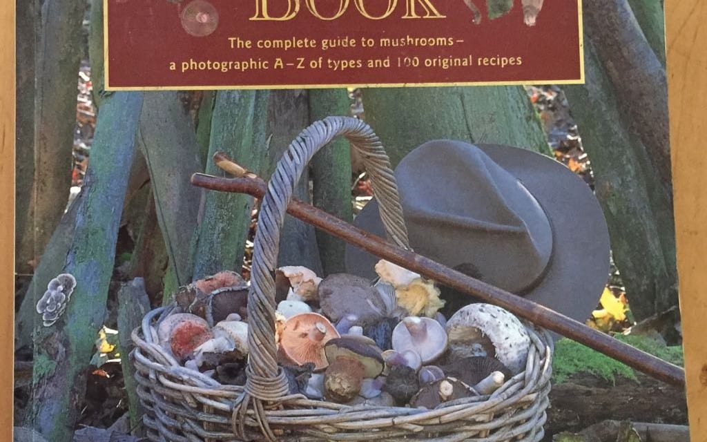 The Ultimate Mushroom Book by Peter Jordan and Steven Wheeler