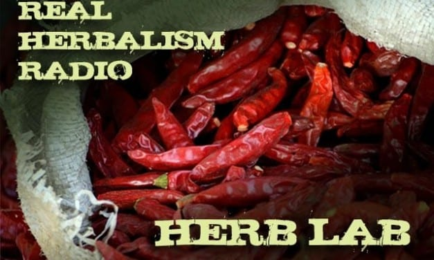 61.Herb Lab with Classic Chili Pepper and Herbal 101