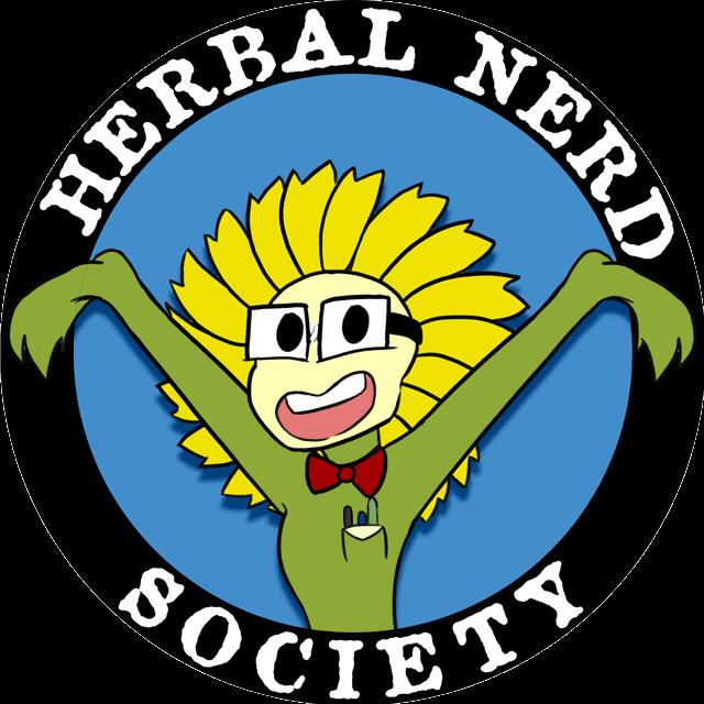 Herbal Nerd Society logo