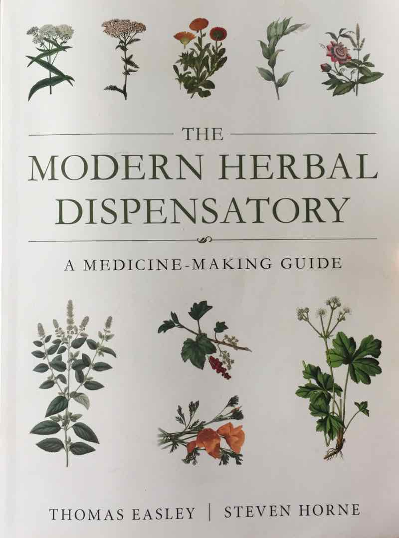 The Modern Herbal Dispensatory Book Cover Image