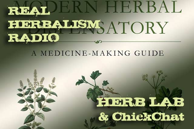 Show 83: Herb Lab With Herbal Medicine Experimentation