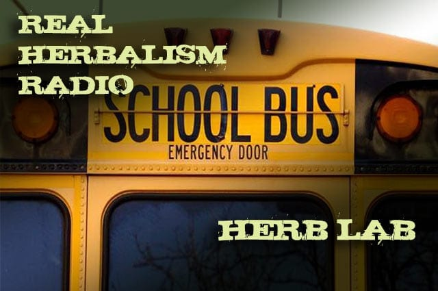 Show 107: Herb Lab – Back To School With Herbs