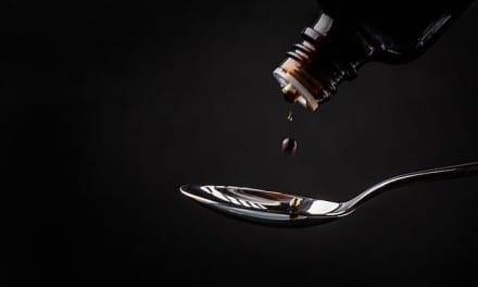 Black Nettle Syrup Recipe