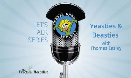 Let's Talk Series: Yeasties and Beasties with Thomas Easley