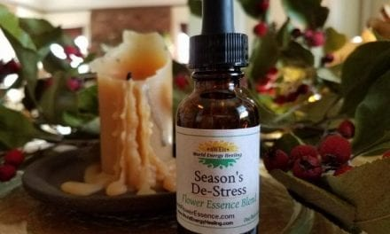 De-Stressing for the Holidays with Flower Essences