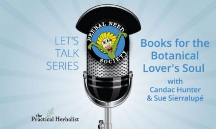 Let's Talk Series: Books for Herb Nerds of 2017