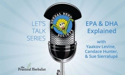 Let's Talk Series: EPA and DHA Explained by Yaakov Levine