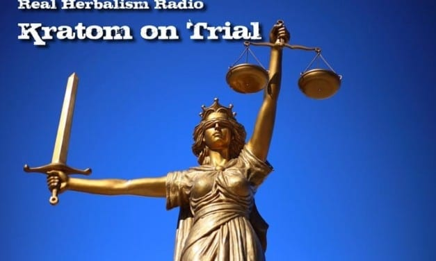 130.Kratom on Trial with Dr. Michael Tierra