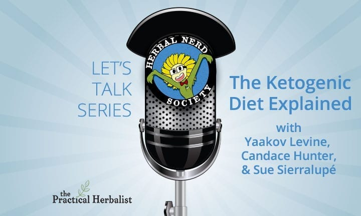 Let's Talk Series: The Ketogenic Diet Explained By Yaakov Levine
