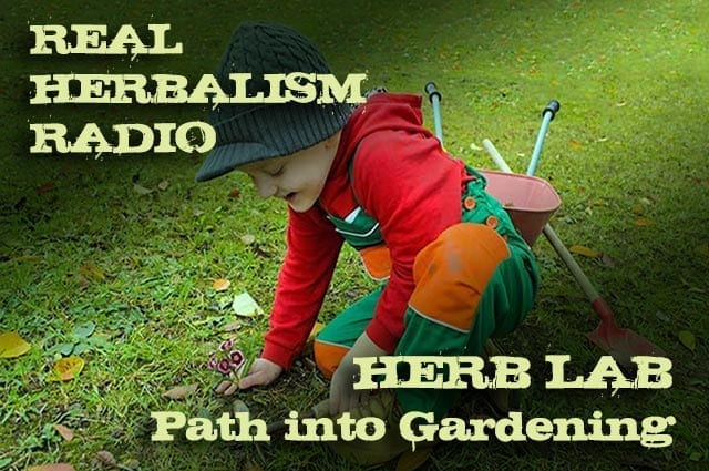 Show 137: Herb Lab – Plaedo – Down The Garden Path And Into Activism
