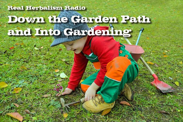 Show 136: Plaedo – Down The Garden Path And Into Activism