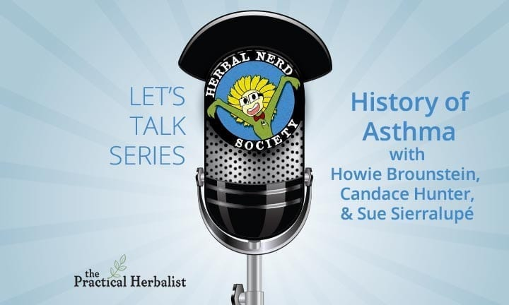 Let's Talk Series: History of Asthma with Howie Brounstein