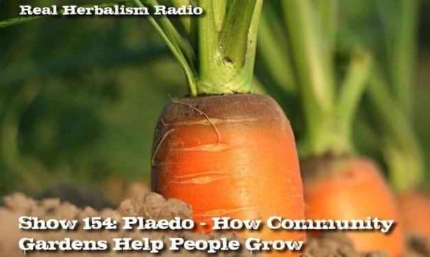 154.Plaedo – How Community Gardens Help People Grow