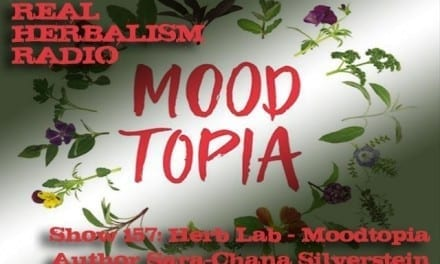 157.Herb Lab – Moodtopia Author Sara-Chana Silverstein