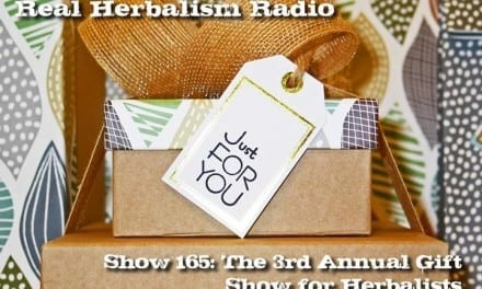 165.The 3rd Annual Gift Show for Herbalists