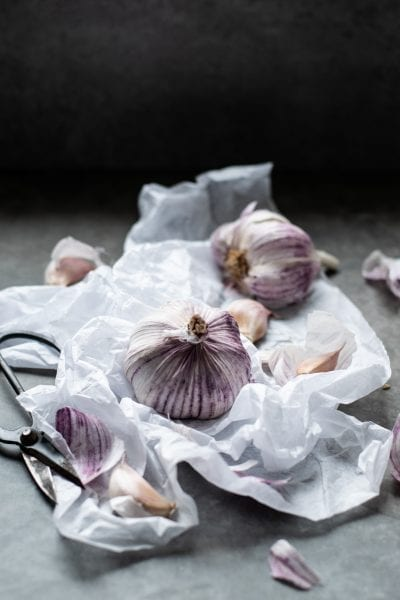 Garlic for Lowering High Blood Pressure