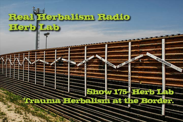 Herb Lab – Herbalist At The Border – Podcast Show 175