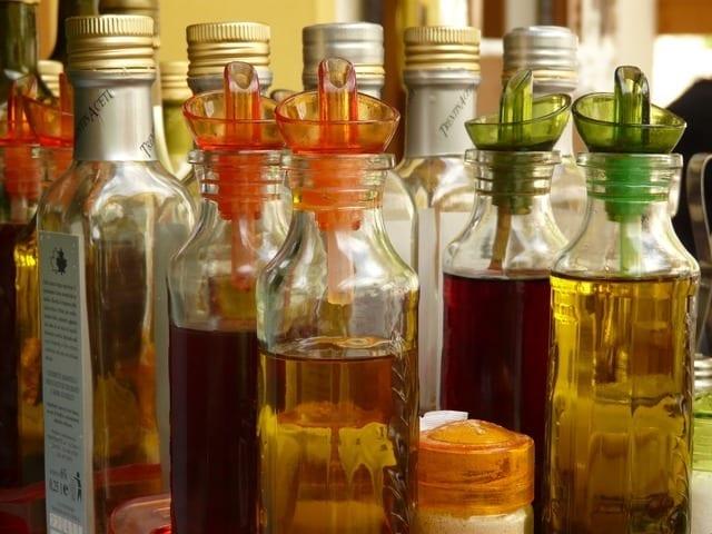 Vinegar Bottles