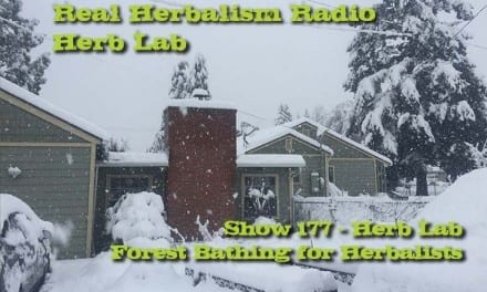 177.Herb Lab – Forest Bathing for Herbalists