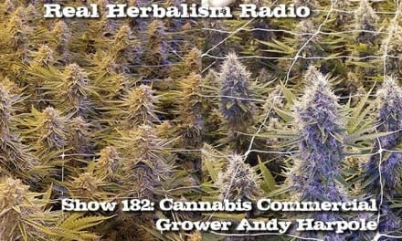 182.Cannabis with Commercial Grower, Andy Harpole of Emerald Valley Growers