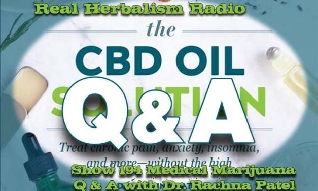 194.Medical Marijuana Q and A with Dr. Rachna Patel