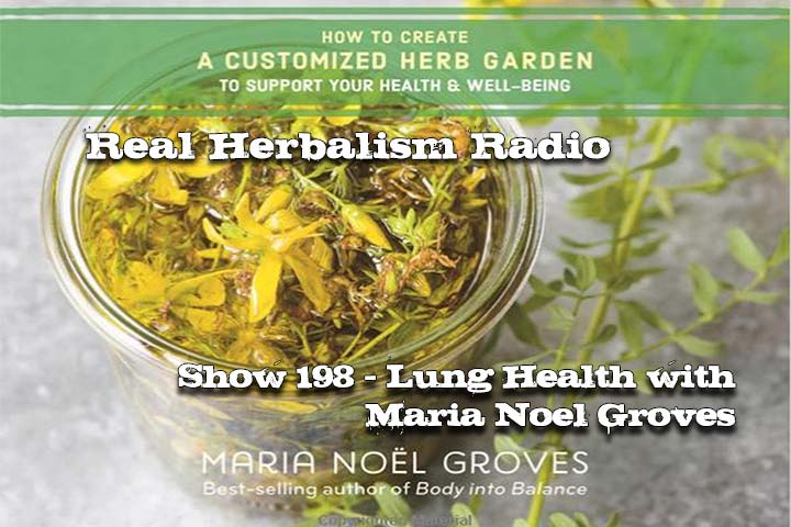 Lung Health With Maria Noël Groves – Podcast Show 198