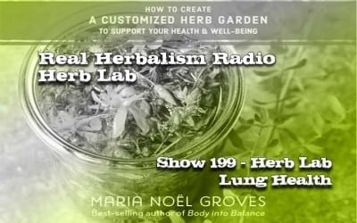 199.Lung Health Herb Lab