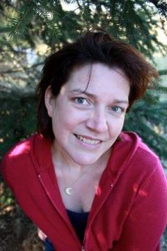 Author Dawn Combs