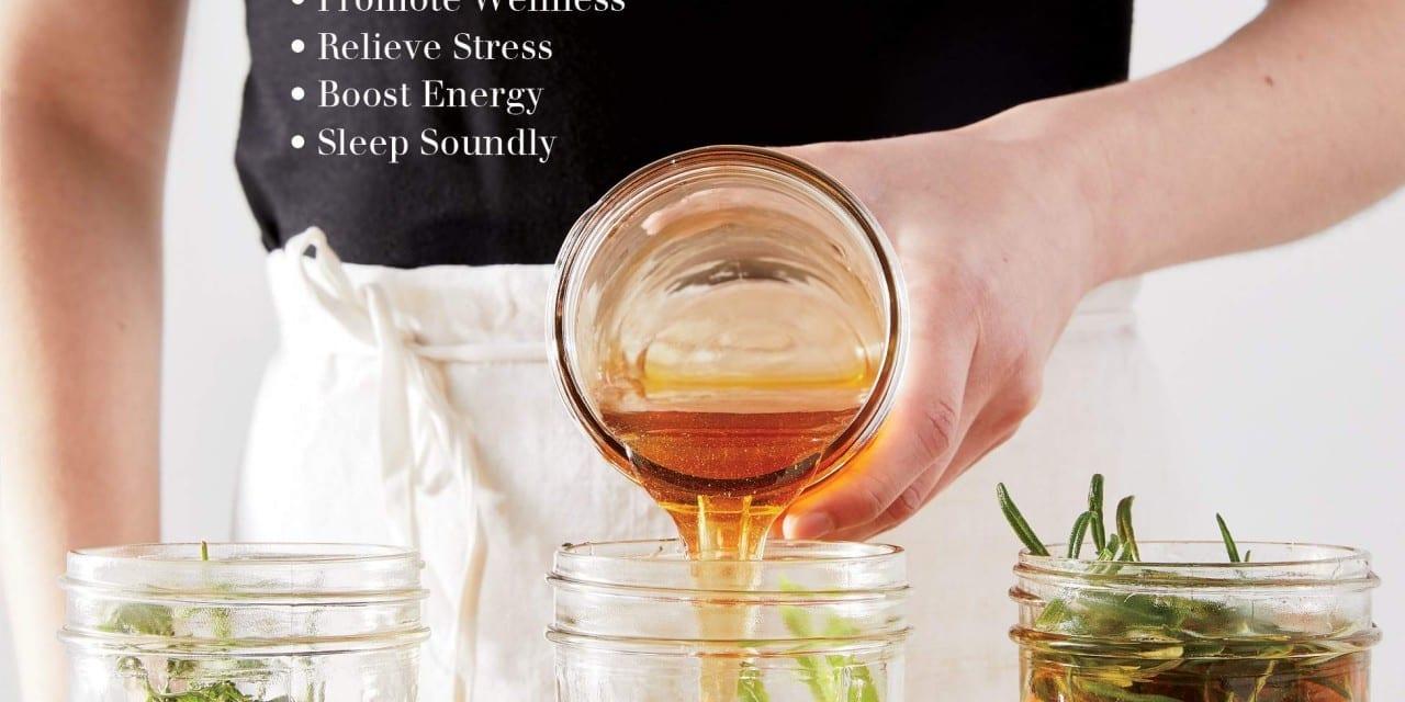Sweet Remedies: Healing Herbal Honeys by Dawn Combs