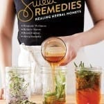 Sweet Remedies: Healing Herbal Honeys by Dawn Combs