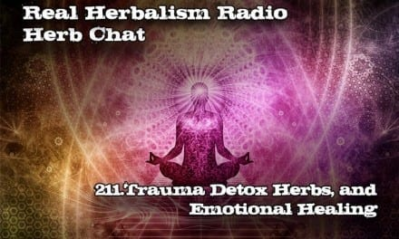 211.Trauma Detox Herbs, Emotional Healing – Herb Chat