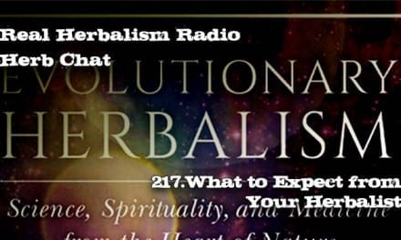 217.What to Expect from Your Herbalist -Herb Chat
