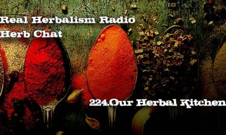 225.Our Herbal Kitchen – Herb Chat