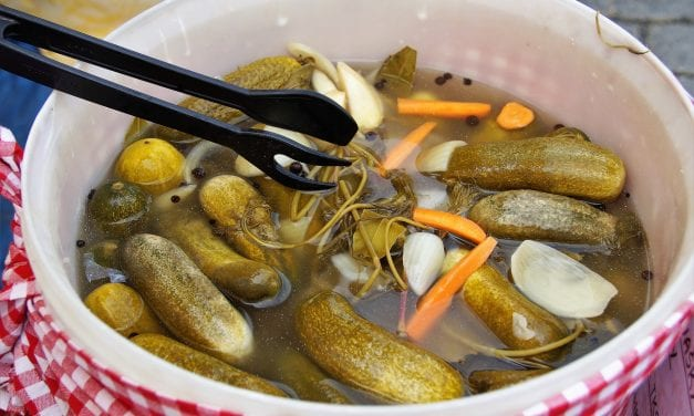 Pickling vs Fermenting: Feed Your Microbiome Right & Stay Healthy