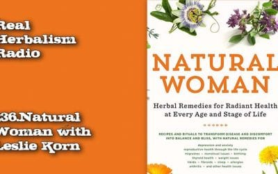 236.Natural Woman with Leslie Korn